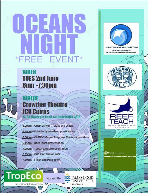 Oceans Night